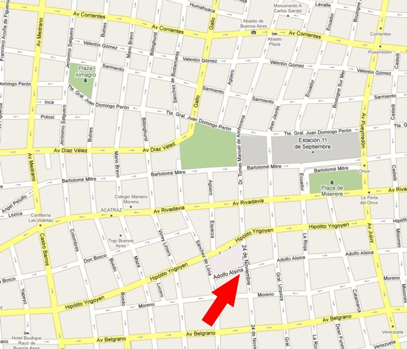 mapa local Mapa Ubicacion local ventas Grupo Botix | Venta, instalación y  mapa local